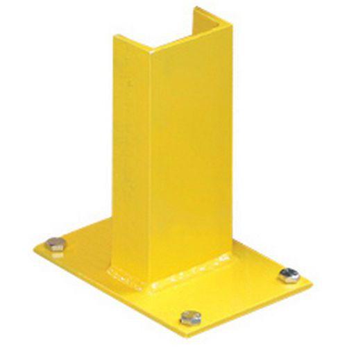 Proteção rack - Prancha - Elemento suporte extremidade