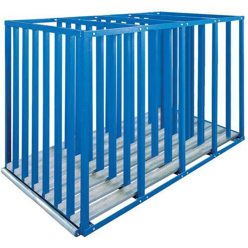 Estante para placas Rayon Bleu - Schulte