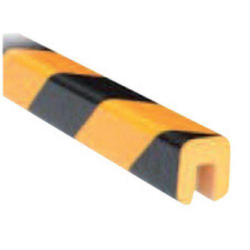Amortecedor de choques flexível de segurança multiusos