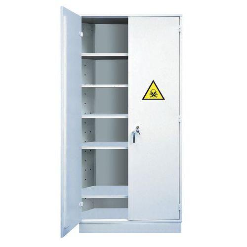 Armário de segurança para produtos perigosos - 240 L
