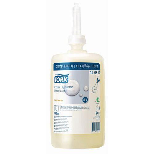 Sabão líquido Tork Extra higiénico - S1