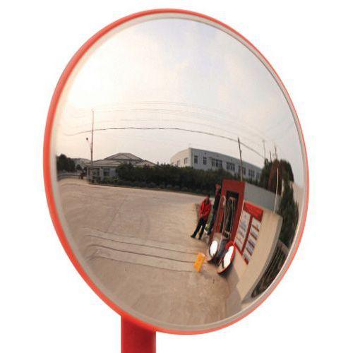 Espelho de segurança - Visão 130° - Manutan