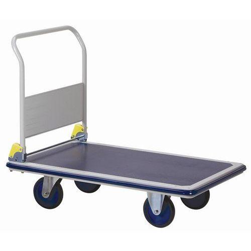 Carro metal espaldar rebatível - Capacidade 500 kg
