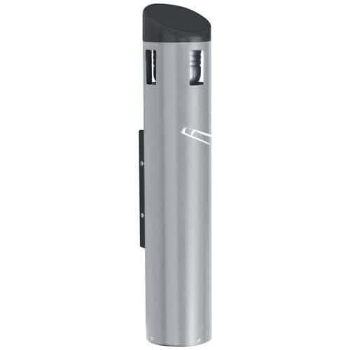 Cinzeiro de parede - 1 L - Manutan