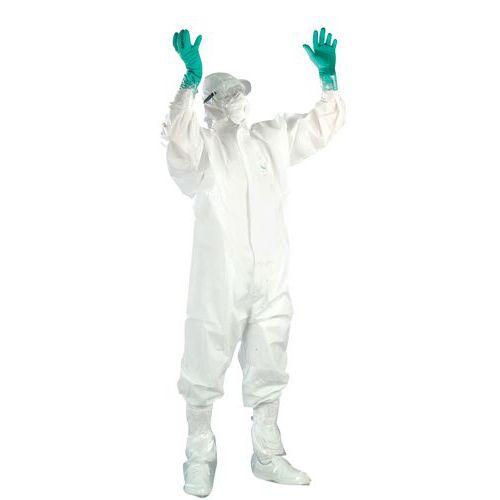 Kit de proteção de amianto descartável
