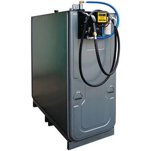 Reservatório para armazenamento de gasóleo - 1500 l