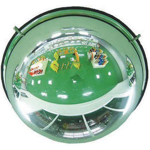 Espelho de segurança 1/2 esfera - Manutan