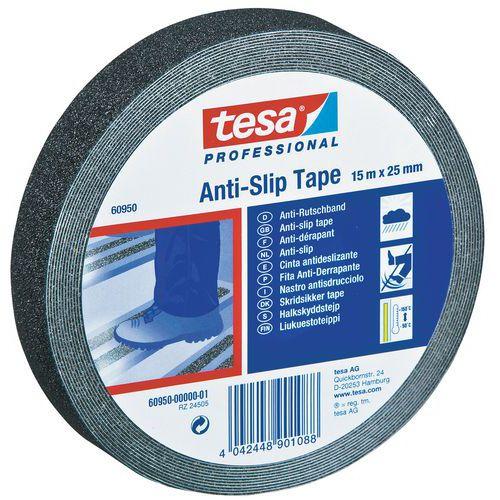 Fita adesiva antiderrapante – 60950 – tesa – preto