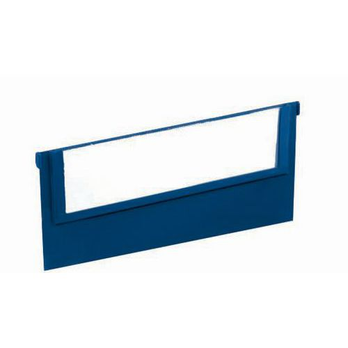 Separador transversal para caixas-gaveta divisíveis
