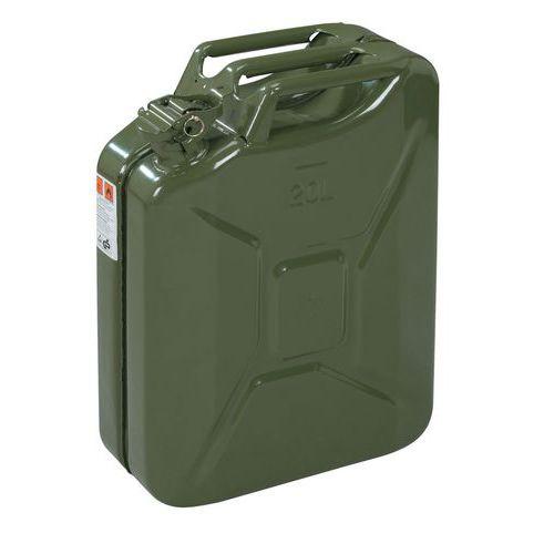 Jerrican para gasolina - 20 L