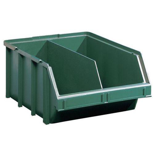 Caixa de bico empilhável grande formato - Comprimento 570 mm - 60 L