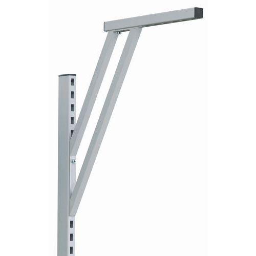 Quadro e braço para iluminação de bancada Allround