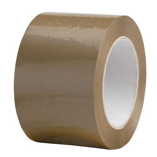 Fita adesiva PVC - Cor de tabaco