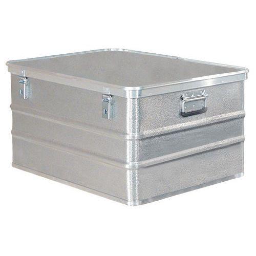 Caixa de transporte em alumínio