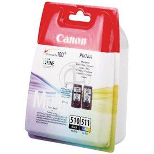Cartucho de tinta - PG-510/CL-511 - Canon