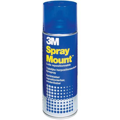 Cola em aerossol - Spray Mount