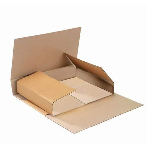 Caixa de expedição com formato livre – Eco
