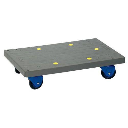 Plataforma móvel - Capacidade 120 kg