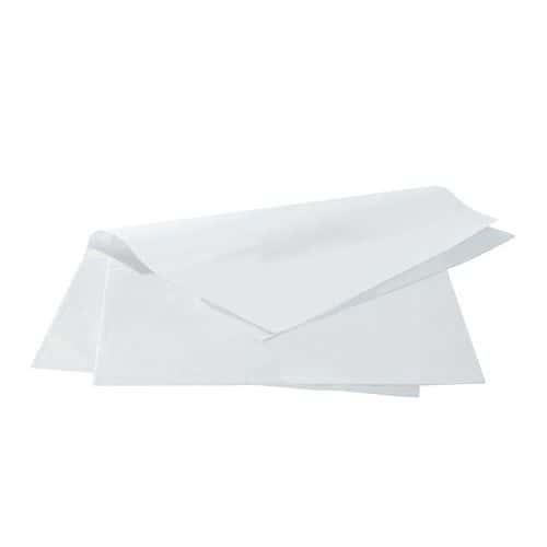 Folha de papel de seda – Branco