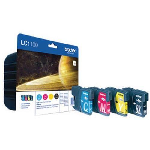 Cartucho de tinta - LC-1100 - Brother