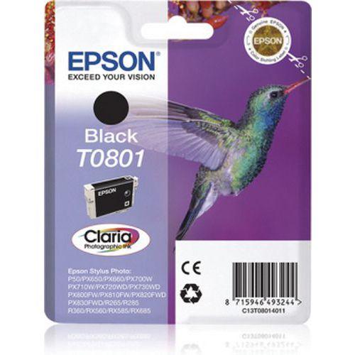 Cartucho de tinta - T0801 - Epson