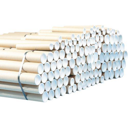 Tubo de expedição com tampa - Reciclável