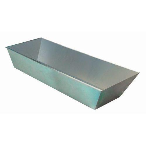 Caixa galvanizada para bases para bidões universais