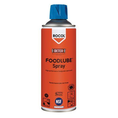 Lubrificante alimentar ROCOL multiusos em aerossol
