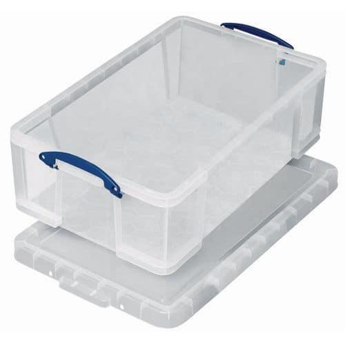 Caixa de arrumação - Comprimento 195 mm
