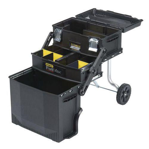 Carro de ferramentas Cantilever - 3 em 1