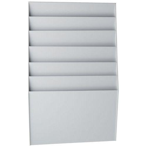 Classificador – 6 compartimentos – Paperflow