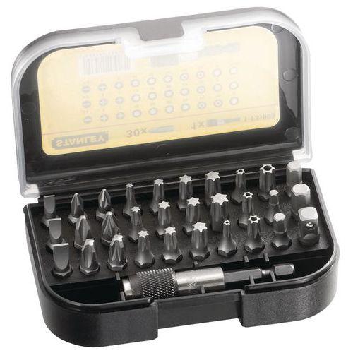Caixa de pontas Expert Pro Stanley - 31 peças