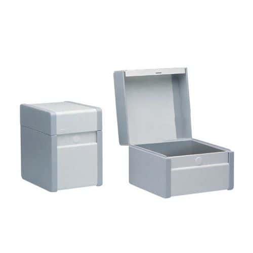 Caixa para fichas para indexação - Em largura - Acco