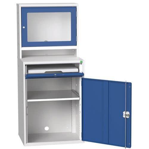 Armário compacto Bott para computador