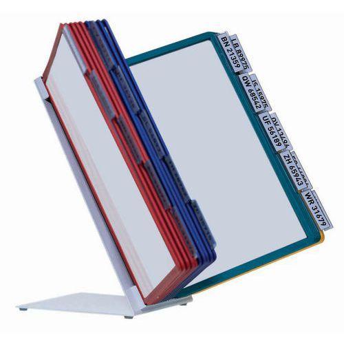 Porta documentos de mesa Vario – 20 bolsas sortidas A4