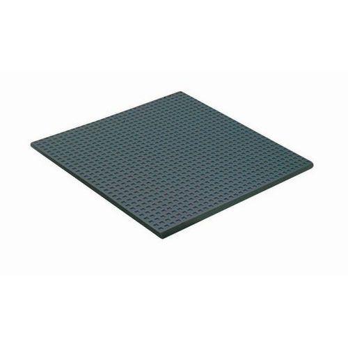 Placa antivibrações - Preto