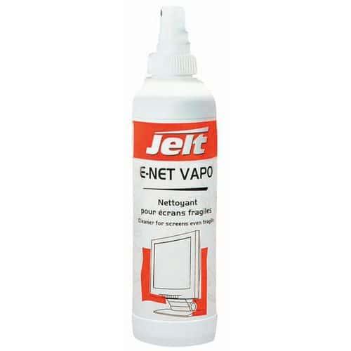 Produto de limpeza para ecrã E-net Vapo