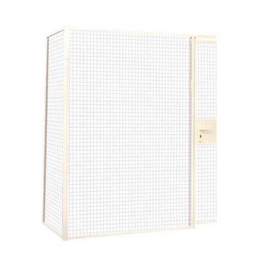 Divisória gradeada modular - Painel
