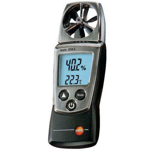 Anemómetro - Testo 410-2