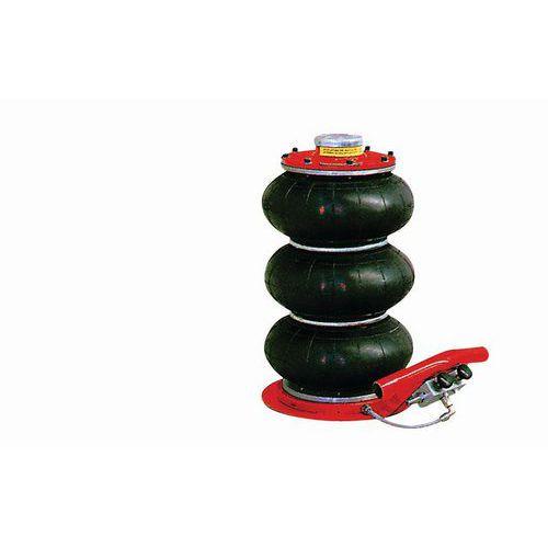 Macaco pneumático - Capacidade 2 t