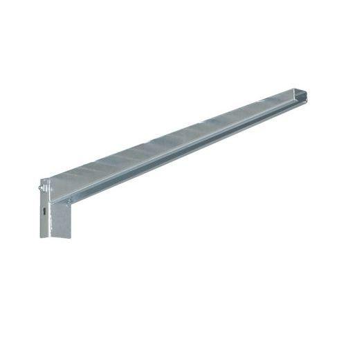 Braço de suporte galvanizado para estante Canti-Alto