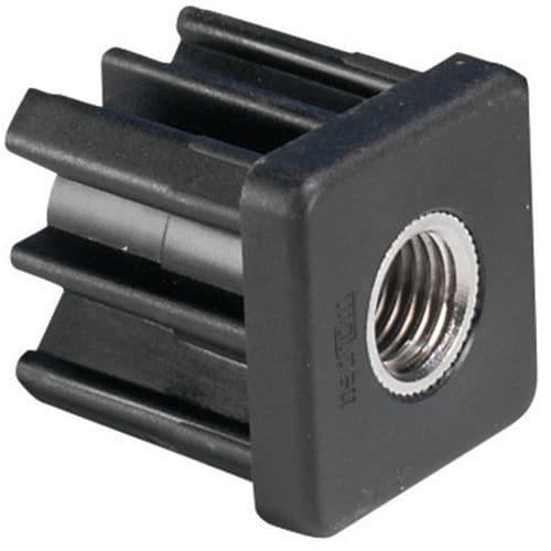 Encaixe de ligação para tubo quadrado CALDIC