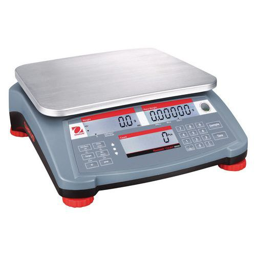 Balança contadora Ohaus - Capacidade 3 a 30 kg
