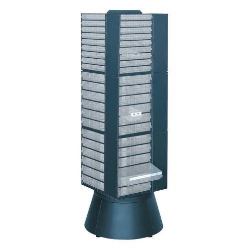 Coluna rotativa para armários Raaco - Altura 160 cm