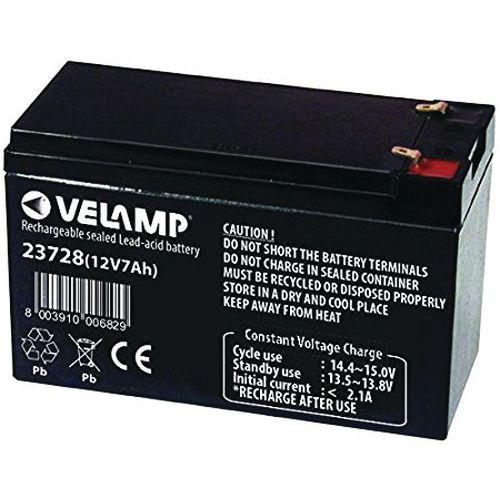 Bateria de chumbo recarregável de 12V – Velamp