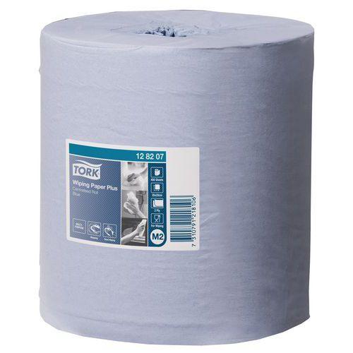 Rolo de limpeza de distribuição central Tork - 2 camadas - 450 folhas