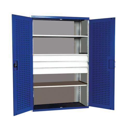 Armário de oficina XL Bott SMF - Com gavetas