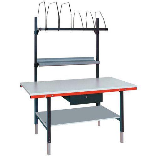 Mesa de embalamento reforçada - Padrão