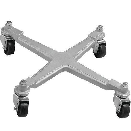 Base rolante para bidões - Capacidade 500 kg