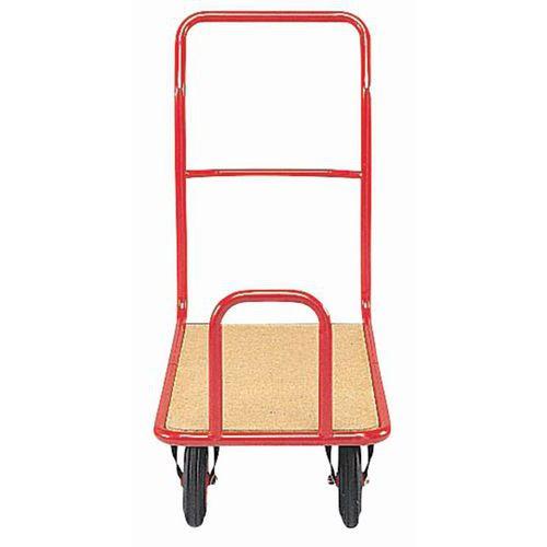 Carro estreito para cargas volumosas - Capacidade de 250 kg